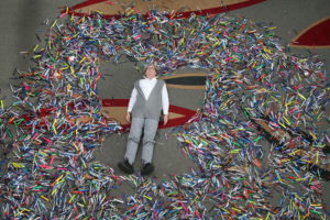 "Anne Rivas, Terracycle ""Pen Angel"" following largest single collection"
